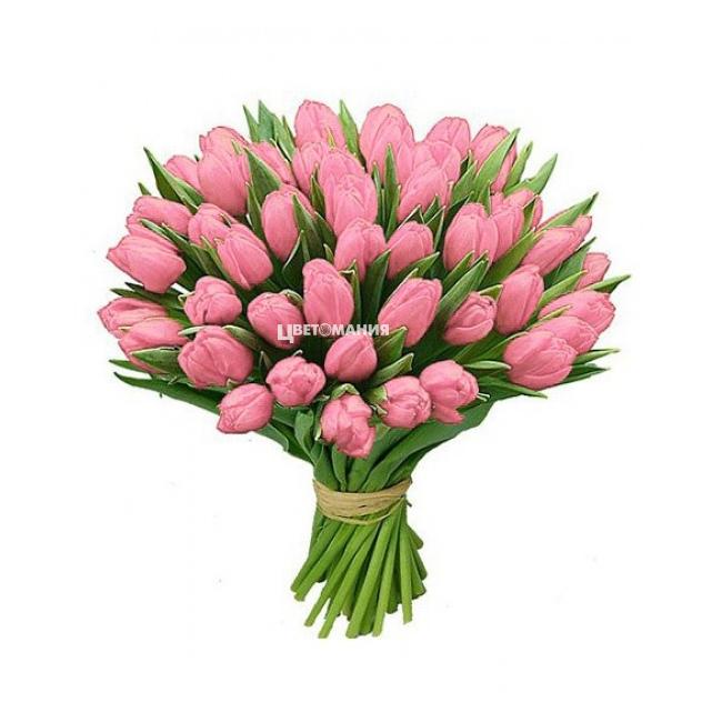 Ашан букет из тюльпанов, канны купить